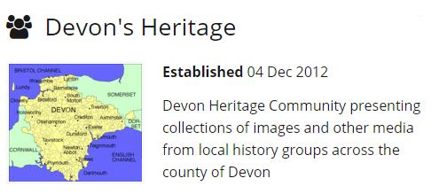 Devon's Heritage Community