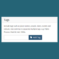 Tags and Comments